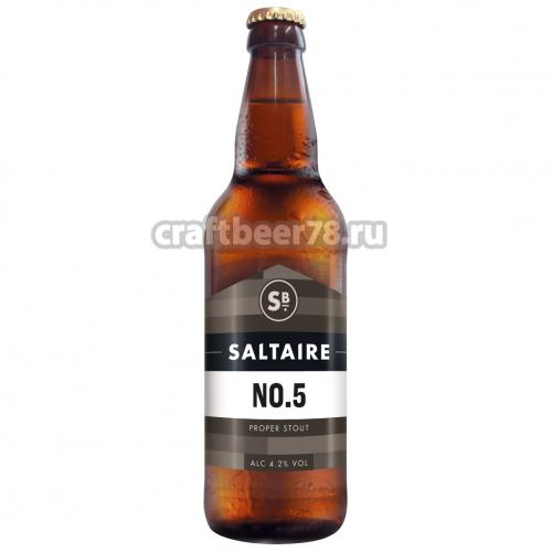 Saltaire Brewery - Stout No.5