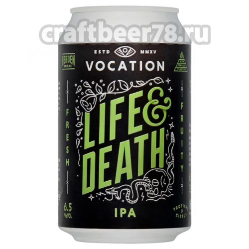 Vocation Brewery - Life & Death