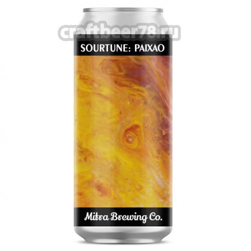 Mitra Brewing Co. - Sourtune: Paixao