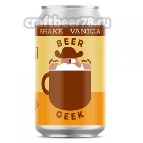 Mikkeller - Beer Geek Vanilla Maple Shake