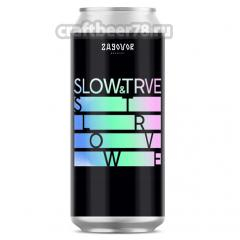 Zagovor - SLOW & TRVE: DDH+Lupulin Powder