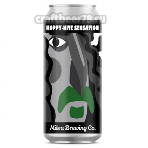 Mitra Brewing Co. - Hoppy-Nite Sensation