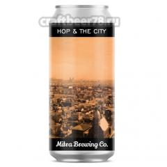 Mitra Brewing Co. - Hop & the City