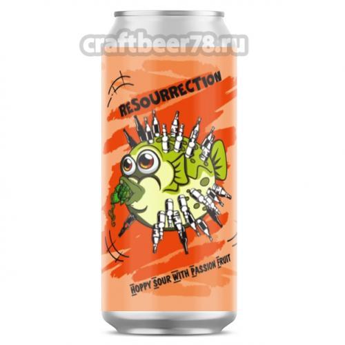 Pike Season Brewery - ReSOURrection
