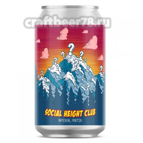 Time Bomb Brewery - Social Height Club