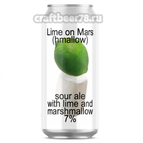 Stamm Brewing - Lime On Mars(hmallow)