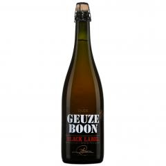 Boon Brouwerij - Oude Geuze Boon Black Label Second Edition