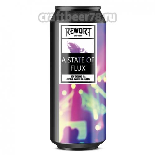 Rewort - A State of Flux