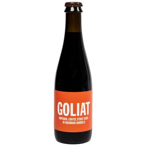 To Øl - Goliat Bourbon Barrel Aged 2020