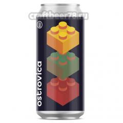 Ostrovica Brewery - Konstruktor