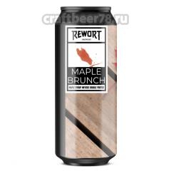 Rewort - Maple Brunch