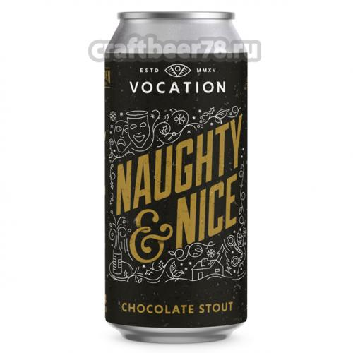 Vocation Brewery - Naughty & Nice