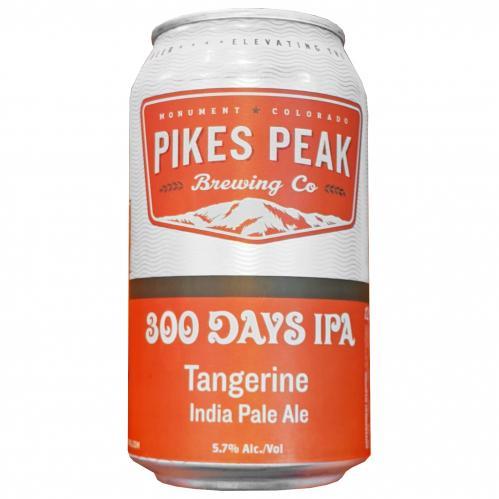 Pikes Peak Brewery - 300 Days Tangerine IPA