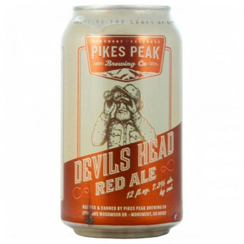 Pikes Peak Brewery - Devil`s Head