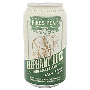 Pikes Peak Brewery - Elephant Rock IPA