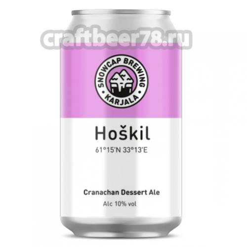 Snowcap Brewing - Hoskil