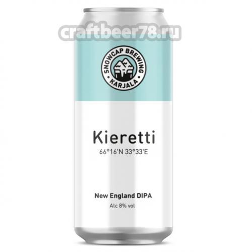 Snowcap Brewing - Kieretti