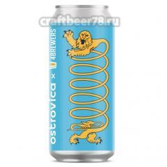 Ostrovica Brewery - Slinky