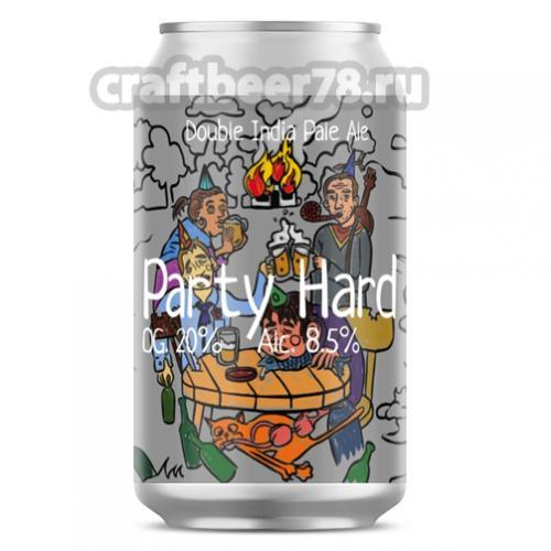 Одна тонна - Party Hard 2021