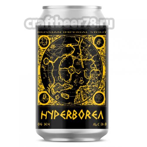 Одна тонна - Hyperborea
