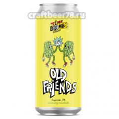 Time Bomb Brewery - Old Friends: Citra Cryo & Cascade