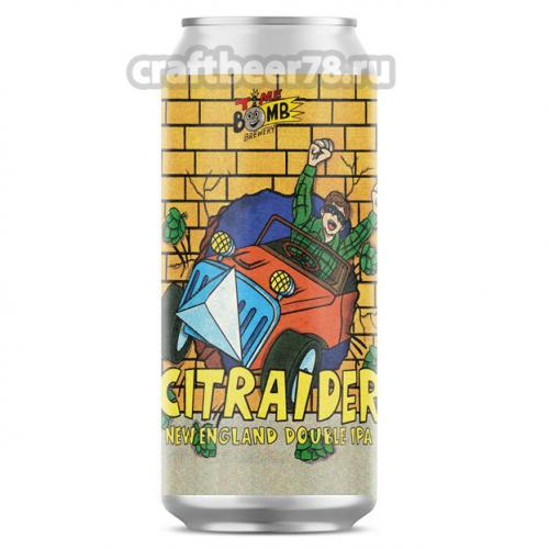 Time Bomb Brewery - Citraider