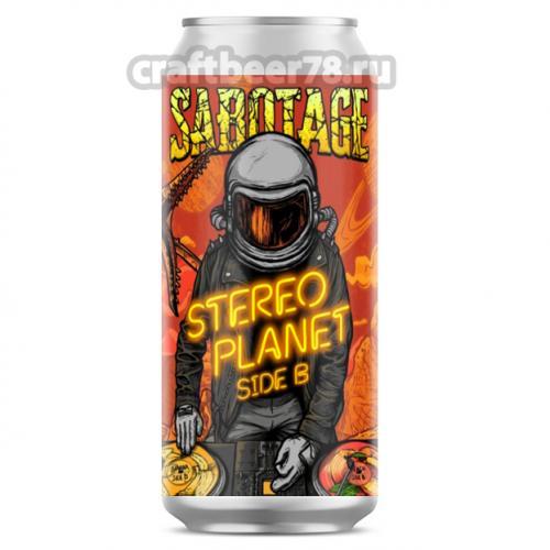 Sabotage - Stereo Planet: Side B