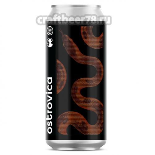 Ostrovica Brewery - Kentucky Corn Snakes