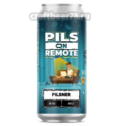 Chibis - Pils On Remote