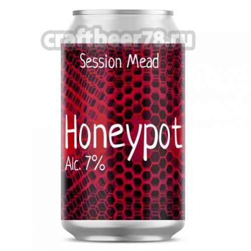 Одна тонна - Honeypot Raspberry