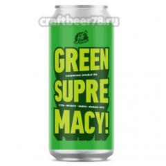 AF Brew - Green Supremacy!