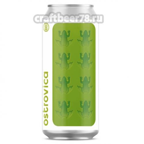 Ostrovica Brewery - Ice Cubes (Cashmere + El Dorado)