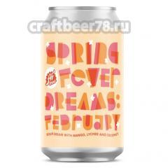 AF Brew - Spring Fever Dreams: February