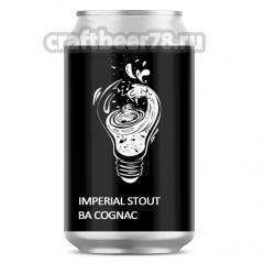 ТБП - Imperial Stout BA Cognac