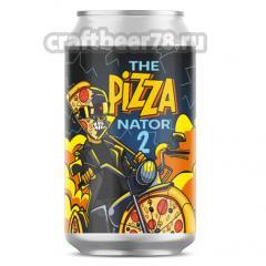 Cosmic City - The Pizzanator 2