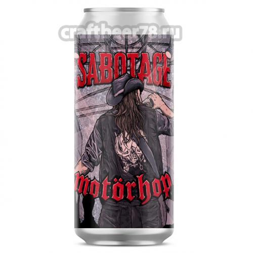 Sabotage - Motörhop