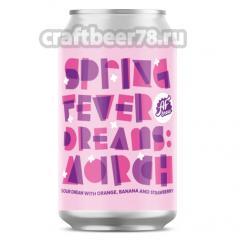 AF Brew - Spring Fever Dreams: March