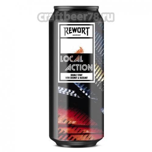 Rewort - Local Action