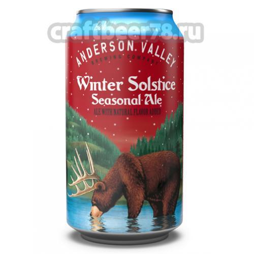 Anderson Valley - Winter Solstice