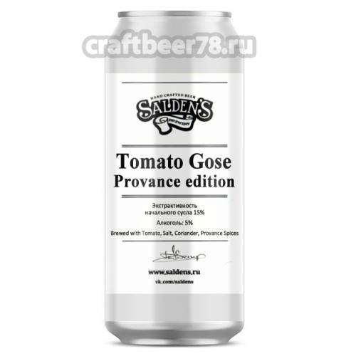 Salden's - Tomato Gose Provance Edition