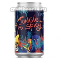 Time Bomb Brewery - Jungle is Spicy