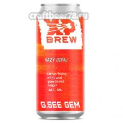 XP Brew - G.see Gem