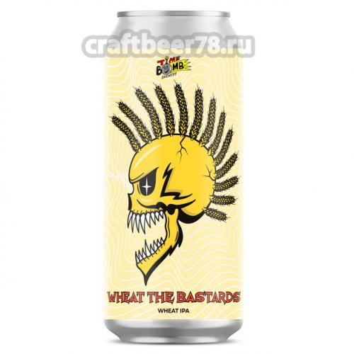 Time Bomb Brewery - Wheat the Bastards