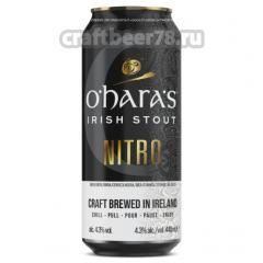 O`Hara`s - O`Hara`s Irish Stout Nitro