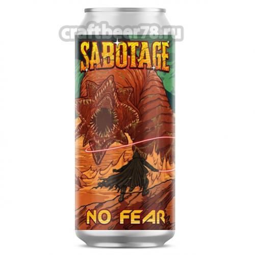 Sabotage - No Fear