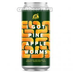 AF Brew - I Got Pineapple Worms