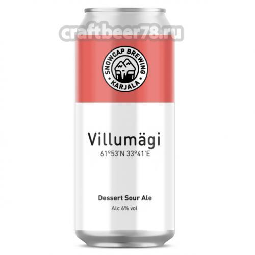 Snowcap Brewing - Villumägi