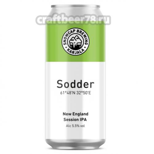 Snowcap Brewing - Sodder