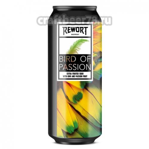 Rewort - Bird of Passion