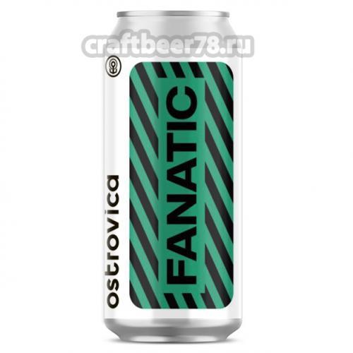 Ostrovica Brewery - Fanatic